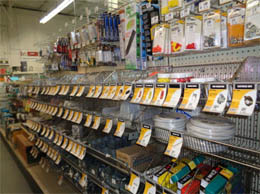 Hardware and Electrical Stores